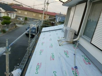 徳島県阿南市 屋根葺き替え・外壁塗装 E様邸