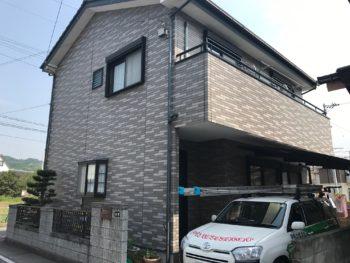 中山コーティング 外壁塗装 ガイソー 無機 屋根塗装