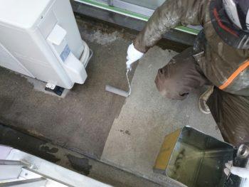 マンション 改修工事 徳島 中山コーティング ウレタン防水