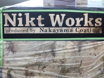Nikt Works  produce by nakayama coating