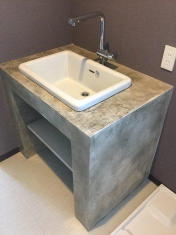 MPCはスタンプコーンクリートや内装のどにも使える材料です。