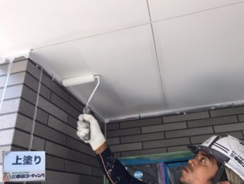 外壁塗装 徳島 塗装 中山コーティング 屋根塗装