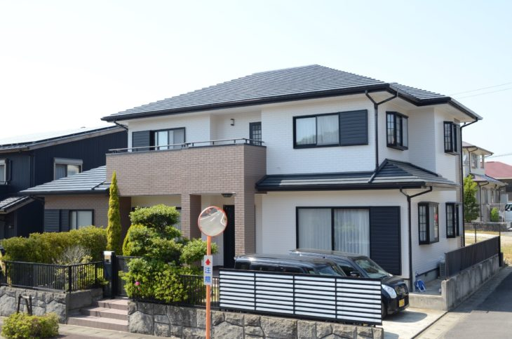 徳島県阿南市 外壁塗装 屋根塗装  K様