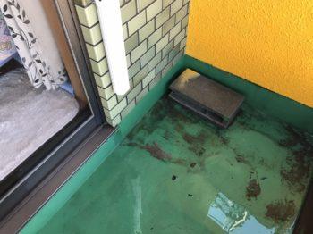先日は鳴門市 オカトヨ釣り具店様から調査依頼頂き、雨漏り特定を行いました。