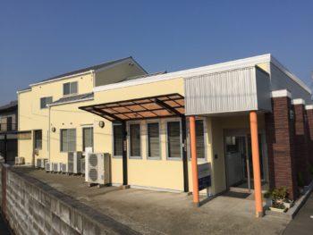 徳島県阿南市 外壁塗装・屋根塗装 光触媒/ガイナ 幸田耳鼻科様