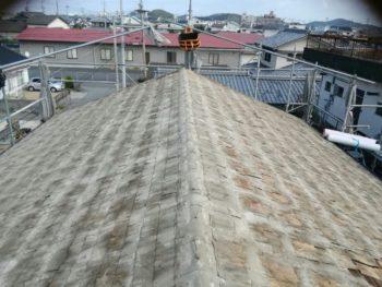 徳島県 瓦葺き替え 中山コーティング (5)