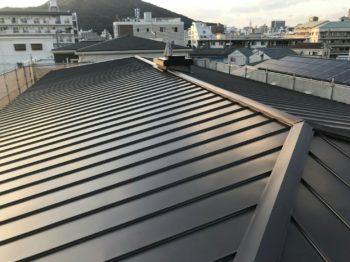 ダイワハウスマンション 屋根カバー工法(重ね葺き)