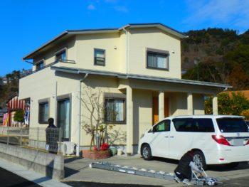 徳島 中山コーティング 塗り替え 塗装