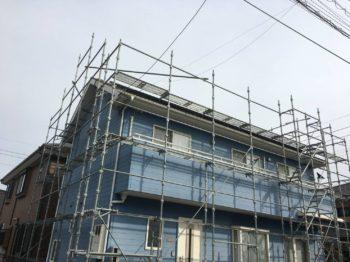 徳島市外壁塗装・屋根塗装 m様邸