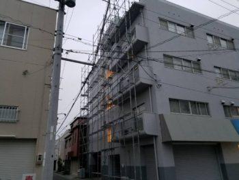 徳島市 雨漏り調査マンション