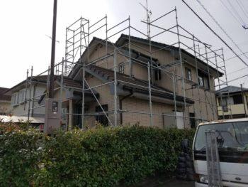 徳島県小松島市 外壁修繕工事・塗装工事 I様邸