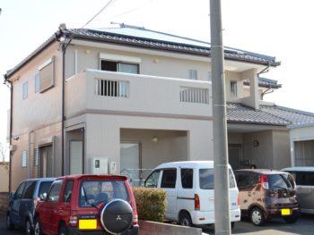 徳島県阿南市 外壁塗装パーフェクトトップ・FRP防水H様
