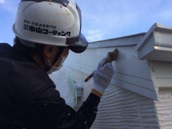 徳島 塗装 GAINA 中山コーティング 光触媒 幸田耳鼻科