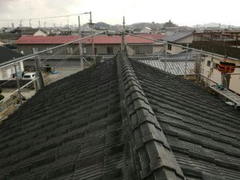 瓦葺き替え 中山コーティング 徳島県