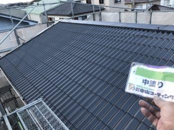 阿南市セキスイハイム外壁塗装/屋根塗装アバンテ仕様