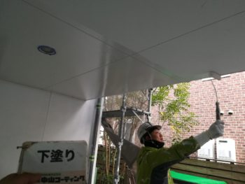 徳島市 外壁塗装艶消し y様邸