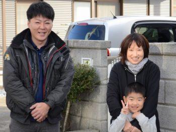 徳島県阿南市セキスイハイム住宅 アバンテ 外壁屋根塗装 i様の声