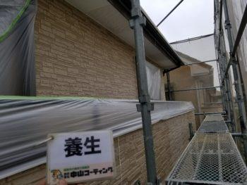 徳島市 WBアート3色工法外壁/無機屋根 B様邸