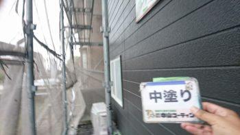 徳島市 ダイヤカレイド外壁 無機屋根塗装