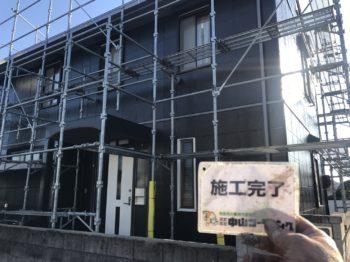 徳島県阿南市 フッ素外壁/フッ素屋根塗装 U様邸