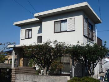 徳島県 大成建設 パルコン住宅塗装