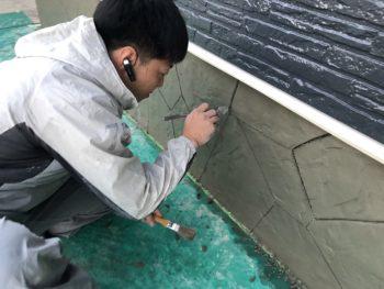 コンクリート造形 徳島県 中山コーティング