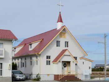 大工工事・付帯塗装・屋根塗装 徳島県阿南市ルーテル教会様の声