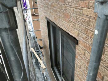 外壁カバー工法(新設外壁張り)徳島県徳島市 薬局様