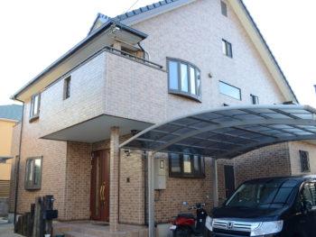 徳島市で外壁クリヤー塗装・屋根無機塗装を施工させて頂きましたN様の声。
