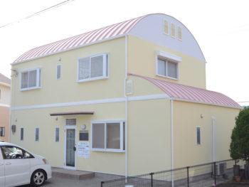 徳島県阿南市ガイナ塗装 屋根塗装・外壁塗装N様