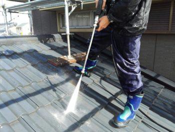 屋根塗装 徳島 中山コーティング 塗り替え