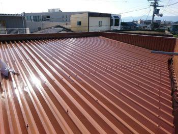 徳島市 屋根塗装 Y様