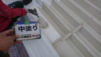 徳島県板野郡北島 屋根塗装外壁塗装O様邸