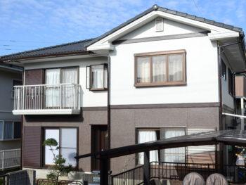 徳島 塗装 中山コーティング 住宅