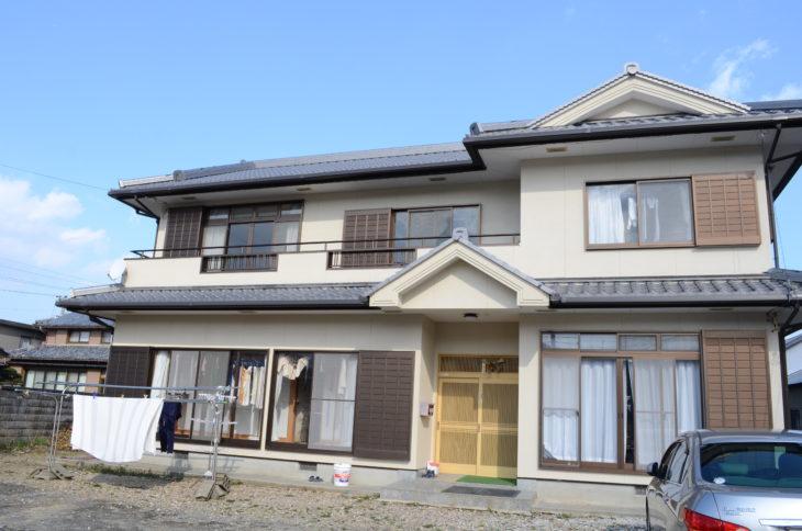徳島県阿南市 樋交換・外壁塗装 H様