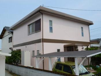 徳島県阿南市 外壁塗装・屋根塗装 O様