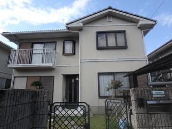 徳島 塗装 中山コーティング 屋根 住宅
