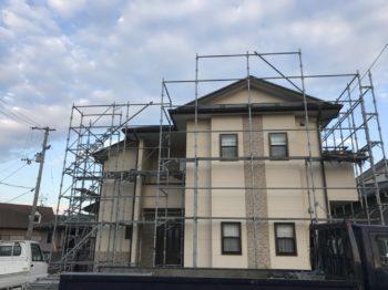 徳島県阿南市 外壁塗装・屋根塗装I様邸