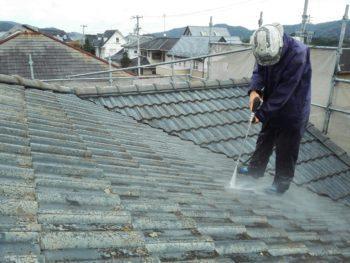 徳島 中山コーティング 屋根 塗装