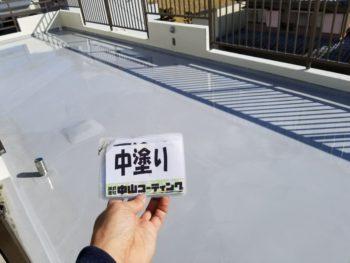 徳島市 ベランダ防水 A様邸 横浜ゴム アーバンルーフ