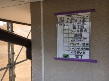 徳島 塗装 コーキング ダイヤカレイド 中山コーティング コーキング