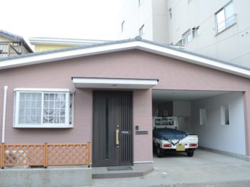 徳島市ガイナ塗装施工例 屋根・外壁塗装S様