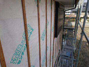 徳島 塗装 中山コーティング  外壁張り替え