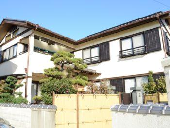 徳島県板野郡北島町 外壁塗装・木部塗装K様