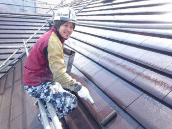 徳島 屋根塗装 中山コーティング