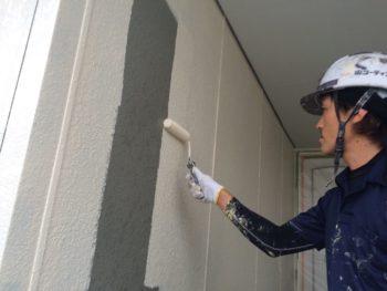 徳島 アパート 塗替え 日本ペイント