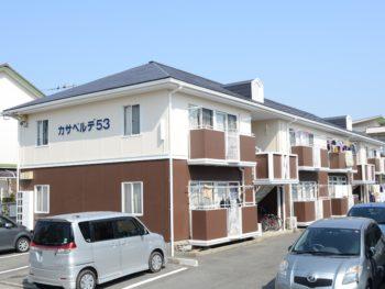 徳島 日本ペイント カラーコンテスト アパート 中山コーティング