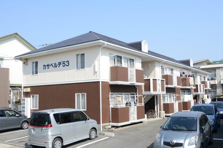 徳島県徳島市アパート・マンション塗装 カサベルデ53