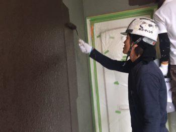 徳島 アパート 塗替え 徳島 アパート 塗替え カラーコンテスト2015