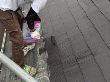 徳島 アパート 塗替え 屋根 中山コーティング